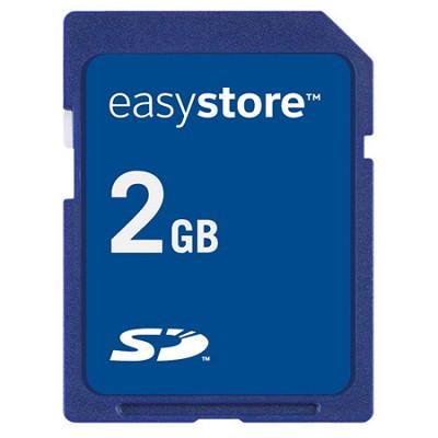 2 GB Secure Digital Memory Card  { SDSDES-002G-G11}