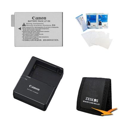 Travel Power kit for the Canon Eos T4I,T3I & T2I