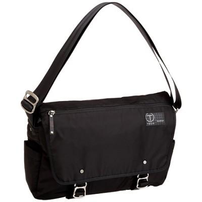 T-Tech By Tumi Icon Usher Messenger Bag  - 57571 - Black