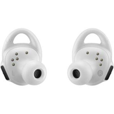 Gear IconX Cordfree Fitness Earbuds in White - SM-R150NZWAXAR