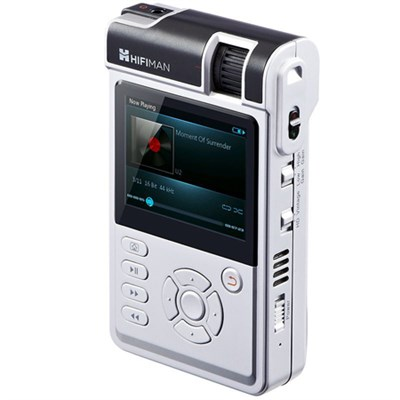 HM650 High-Fidelity Portable Music Player with Classic & Gold Minibox Amp Cards