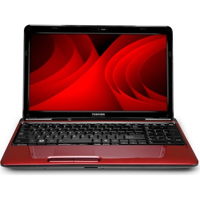 Satellite 15.6` L655-S5161RD Notebook PC - Red Intel Ci5 480M Processor