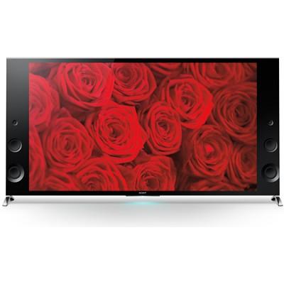 XBR65X900B - 65-inch 120Hz 3D LED X900B Premium 4K Ultra HD TV