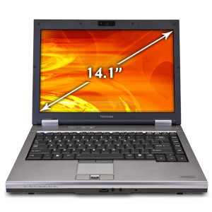 Satellite Pro S300M-EZ2421 14.1` Notebook PC (PSSBEU-00R009)