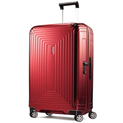 28` Neopulse Hardside Spinner 75/28 - Metallic Red