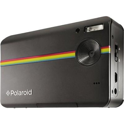 Z2300 10MP 2x3` Instant Digital Camera with ZINK Zero Ink (Black)