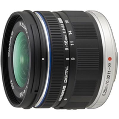 M ED 9-18mm f/4.0-5.6 Micro Four Thirds Lens - 261503