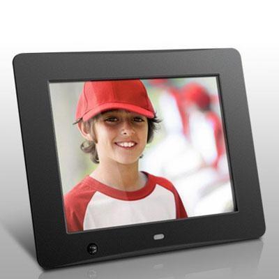 8` Motion Sensor Digital Frame