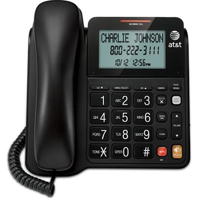 CL2940BK DECT 6.0 1 Handset Landline Telephone - Black