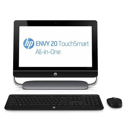 Envy 20-d010 Win 8 Intel Pentium G860 20-Inch All-in-One Desktop (Black)
