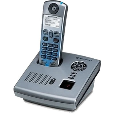 SD7561 5.8GHz Digital Phone With Answering Machine { C51 System }
