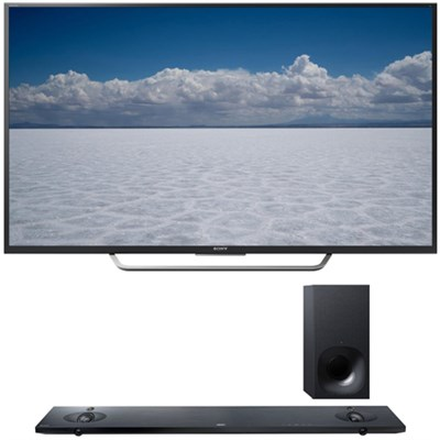 XBR-55X700D - 55` Class 4K Ultra HD TV with Sony HT-NT5 Sound Bar