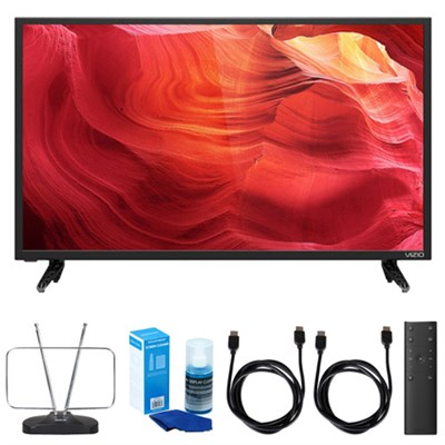 40` SmartCast LED Smart 1080p HDTV - E40-D0 w/ TV Cut the Cord Bundle