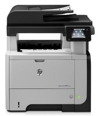 Laserjet pro m521dn Multifunction Copy, Scan, Fax Printer - Broken Box