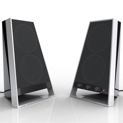 VS2620 Speakers for Computers and MP3 Players - Black