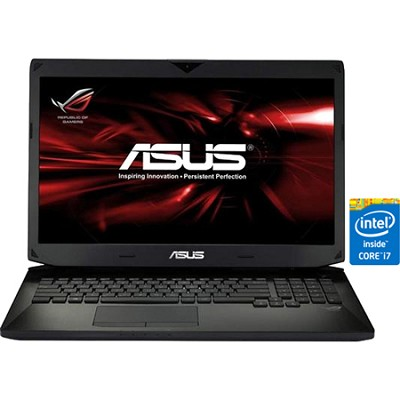 17.3` G750JH-DB71 Full HD Gaming NotebkPC - Intel Core i7-4700MQ ProC.