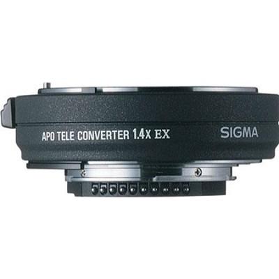 1.4X APO EX DG Teleconverter for Nikon AF Digital SLR