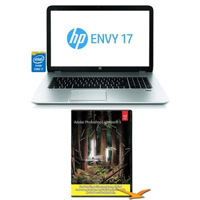 Envy 17.3` 17-j120us Notebook PC - i7-4700MQ - Photoshop Lightroom Bundle