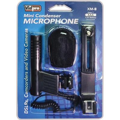 XM-8 Mini Condenser Microphone