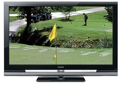 KDL-40V4150 - BRAVIA 40` V-series High-definition 1080p LCDTV - Refurbished
