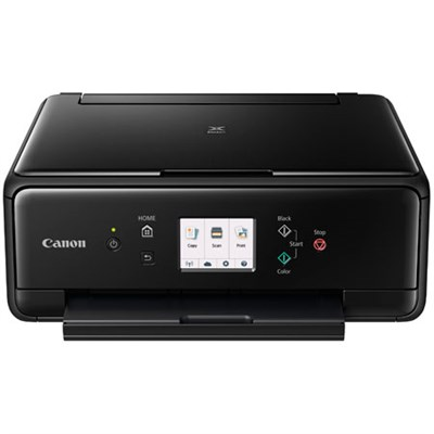 PIXMA TS6120 Wireless All-in-One Compact Printer with Scanner & Copier (Black)