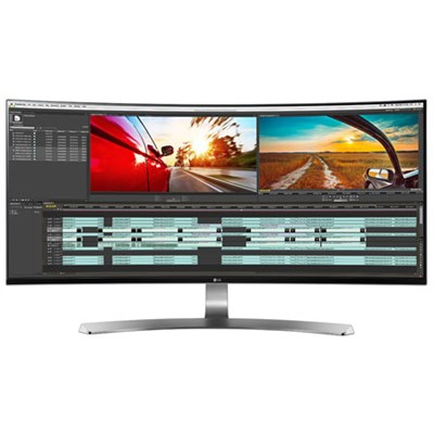 34UC98 Class 21:9 UltraWide WQHD IPS Curved LED 34` Monitor