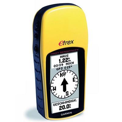 eTrex H Personal HandHeld GPS Navigator