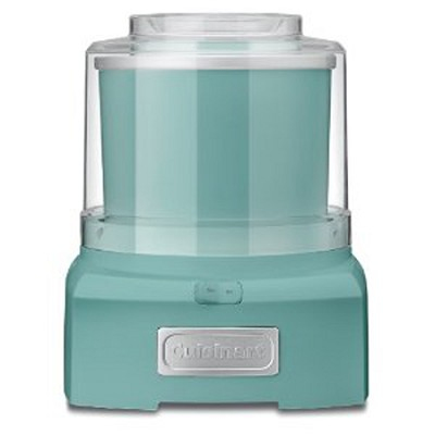 ICE-21TQ - Frozen Yogurt-Ice Cream & Sorbet Maker, Turquoise