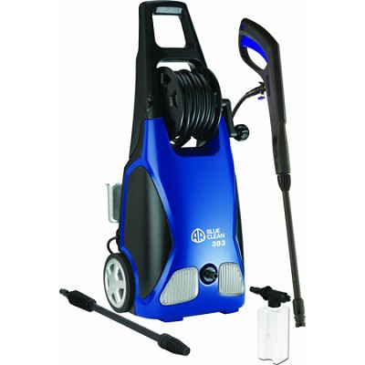 1,900 PSI 1.5 GPM 14 Amp Electric Pressure Washer W/hose Reel - OPEN BOX