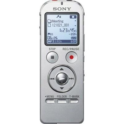 ICD-UX533 Digital Flash Voice Recorder - Silver - OPEN BOX