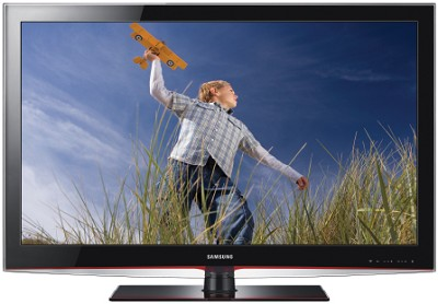 LN40B550 - 40` High-definition 1080p LCD TV