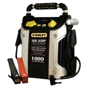 J5C09 500 Amp Jump Starter with Compressor