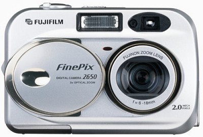 Finepix 2650 Digital Camera 4pc left!!