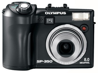 SP-350 Digital Camera