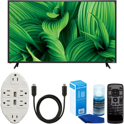 D55n-E2 D-Series 55` Full Array LED TV + USB Wall Outlet & Accessory Kit