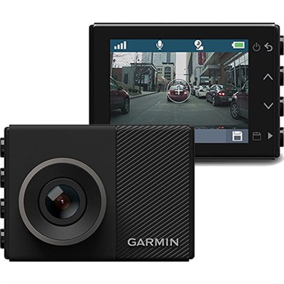 Dash Cam 45 Wide-Angle Lens & Car GPS Location Data Driving Recorder