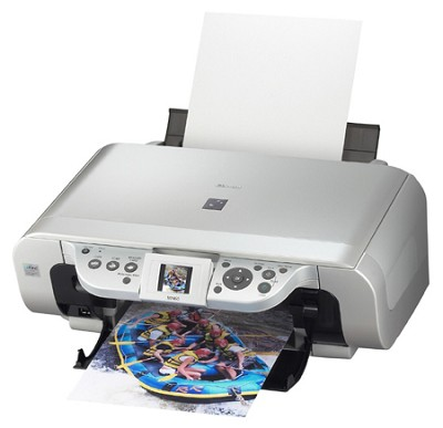 PIXMA MP460 Office All-In-One Printer w/ 1.9` Color LCD