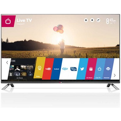 50LB6300 - 50-Inch 1080p 120Hz Direct LED Smart HDTV