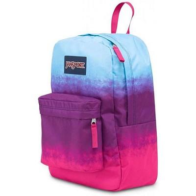 Superbreak Backpack - Purple Night Color Ombre (T50102C)