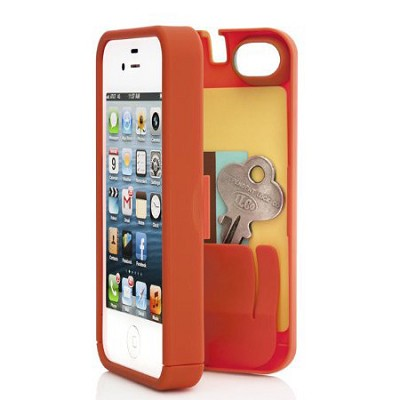 Case for iPhone 4/4S - Orange