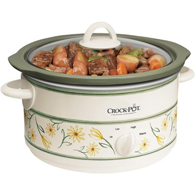 SCR500-GF - 5-Quart Slow Cooker