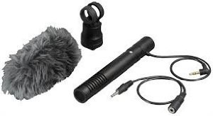 MZ-V10 Stereo Microphone - OPEN BOX