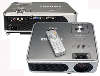 TLP-WX2200U Mobile Projector - 2200 ANSI lumens Brightness