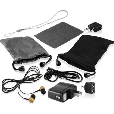 10 in 1 Universal MP3 Player & iPod Accessory Kit