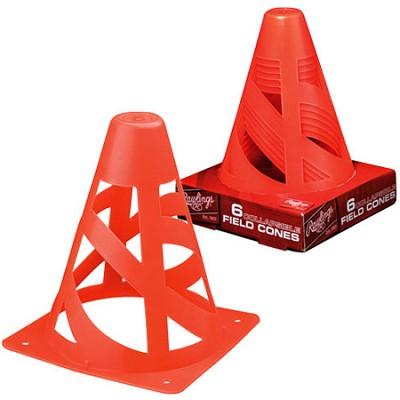 SBCONE - Set of 6 Field Cones