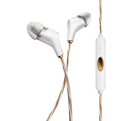 X6i In-Ear Headphones (White)