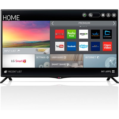 40UB8000 - 40-Inch Ultra HD 4K Smart UHD LED TV - OPEN BOX