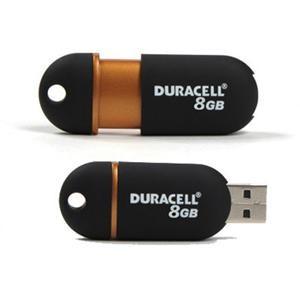 Capless DU-ZP-08G-CA-N3-R Flash Drive - 8 GB