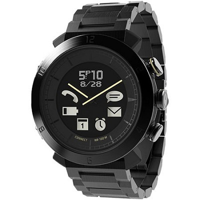 COGITO CLASSIC Metal Black Watch - CW2.0-011-01