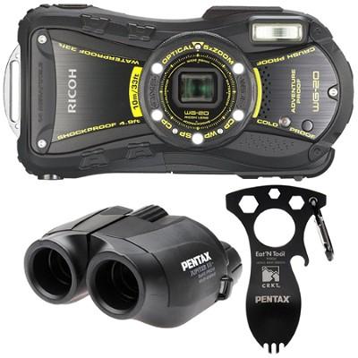 WG-20 14MP Waterproof Shockproof 14.0 Megapixel 5x Zoom  Kit - OPEN BOX